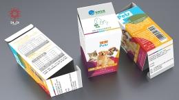 世锦生物产品包装设计
