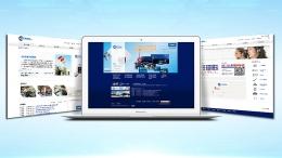 森玛铁路电气企业官网建设