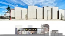 肖蒙国际海报节建法国第一座国家平面设计中心