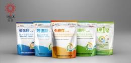 资源动保公司系列兽药包装设计